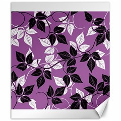 Floral Pattern Background Canvas 20  X 24  by Jojostore