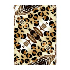Background Fabric Animal Motifs And Flowers Apple Ipad Pro 10 5   Hardshell Case