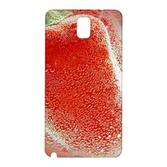 Red Pepper And Bubbles Samsung Galaxy Note 3 N9005 Hardshell Back Case by Jojostore