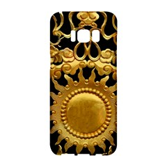 Golden Sun Samsung Galaxy S8 Hardshell Case  by Jojostore