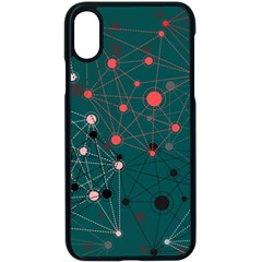 Pattern Seekers The Good The Bad And The Ugly Apple Iphone X Seamless Case (black)