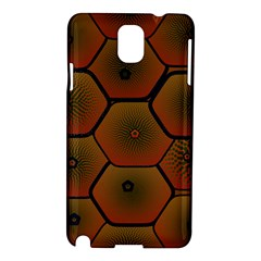 Art Psychedelic Pattern Samsung Galaxy Note 3 N9005 Hardshell Case by Jojostore