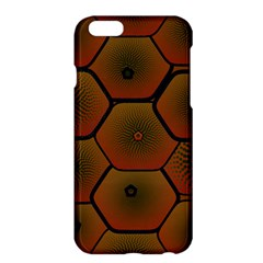 Art Psychedelic Pattern Apple Iphone 6 Plus/6s Plus Hardshell Case by Jojostore