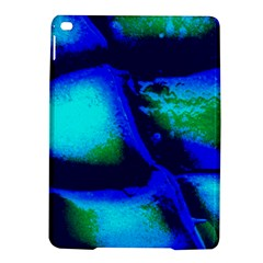 Blue Scales Pattern Background Ipad Air 2 Hardshell Cases by Jojostore
