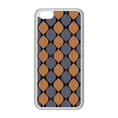 Abstract Seamless Pattern Apple Iphone 5c Seamless Case (white) by Jojostore
