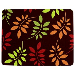 Leaves Foliage Pattern Design Jigsaw Puzzle Photo Stand (rectangular) by Sapixe
