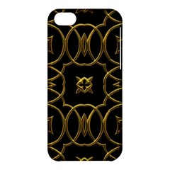 Seamless Pattern Abstract Apple Iphone 5c Hardshell Case