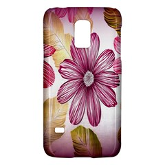 Print Fabric Pattern Texture Samsung Galaxy S5 Mini Hardshell Case