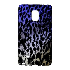 Fabric Animal Motifs Samsung Galaxy Note Edge Hardshell Case