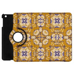 Abstract Elegant Background Card Apple Ipad Mini Flip 360 Case by Jojostore