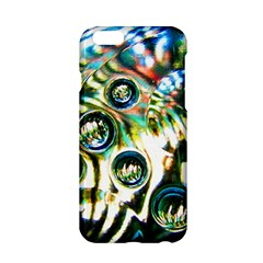 Dark Abstract Bubbles Apple Iphone 6/6s Hardshell Case by Jojostore