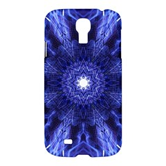 Tech Neon And Glow Backgrounds Psychedelic Art Samsung Galaxy S4 I9500/i9505 Hardshell Case