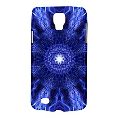 Tech Neon And Glow Backgrounds Psychedelic Art Samsung Galaxy S4 Active (i9295) Hardshell Case