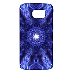 Tech Neon And Glow Backgrounds Psychedelic Art Samsung Galaxy S6 Hardshell Case  by Jojostore