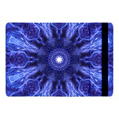 Tech Neon And Glow Backgrounds Psychedelic Art Apple Ipad Pro 10 5   Flip Case