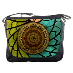 Kaleidoscope Dream Illusion Messenger Bag