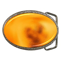 Blurred Glass Effect Belt Buckles