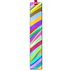 Multi Color Tangled Ribbons Background Wallpaper Large Book Marks