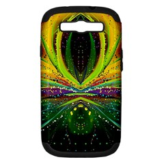 Future Abstract Desktop Wallpaper Samsung Galaxy S Iii Hardshell Case (pc+silicone)