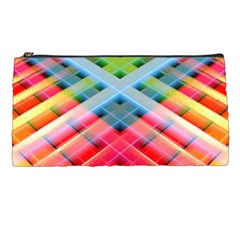 Graphics Colorful Colors Wallpaper Graphic Design Pencil Cases by Jojostore