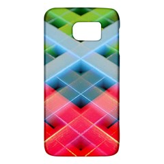 Graphics Colorful Colors Wallpaper Graphic Design Samsung Galaxy S6 Hardshell Case  by Jojostore