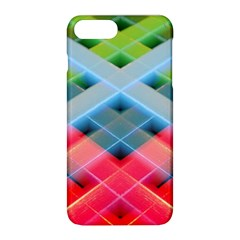 Graphics Colorful Colors Wallpaper Graphic Design Apple Iphone 8 Plus Hardshell Case