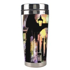 Street Colorful Abstract People Stainless Steel Travel Tumblers