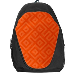 Seamless Pattern Design Tiling Backpack Bag by Sapixe