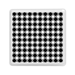 Square Diagonal Pattern Seamless Memory Card Reader (square) by Sapixe