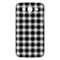Square Diagonal Pattern Seamless Samsung Galaxy Mega 5 8 I9152 Hardshell Case  by Sapixe