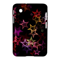 Stars Background Pattern Seamless Samsung Galaxy Tab 2 (7 ) P3100 Hardshell Case  by Sapixe