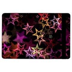Stars Background Pattern Seamless Ipad Air 2 Flip by Sapixe