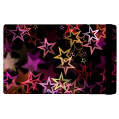 Stars Background Pattern Seamless Ipad Mini 4 by Sapixe