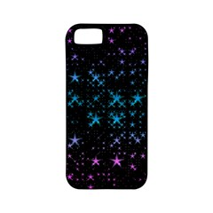 Stars Pattern Seamless Design Apple Iphone 5 Classic Hardshell Case (pc+silicone) by Sapixe