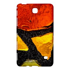 Colorful Glass Mosaic Art And Abstract Wall Background Samsung Galaxy Tab 4 (8 ) Hardshell Case  by Jojostore