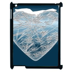 Frozen Heart Apple Ipad 2 Case (black)