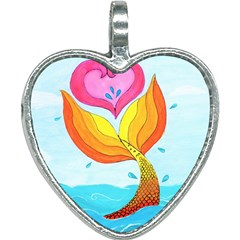 Mermaid At Heart Necklace