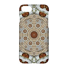 Flower Wreath In The Jungle Wood Forest Apple Iphone 7 Hardshell Case