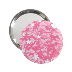 Plant Flowers Bird Spring 2 25  Handbag Mirrors by Sapixe