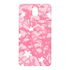 Plant Flowers Bird Spring Samsung Galaxy Note 3 N9005 Hardshell Back Case by Sapixe