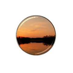Sunset Nature Hat Clip Ball Marker (4 Pack) by Sapixe