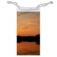 Sunset Nature Jewelry Bag by Sapixe