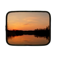 Sunset Nature Netbook Case (small) by Sapixe
