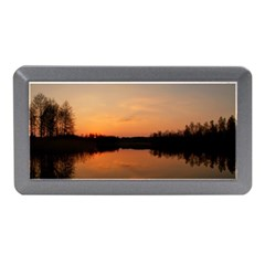 Sunset Nature Memory Card Reader (mini) by Sapixe