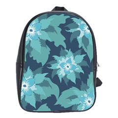 Graphic Design Wallpaper Abstract School Bag (large)