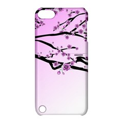 Essential Oils Flowers Nature Plant Apple Ipod Touch 5 Hardshell Case With Stand by Sapixe