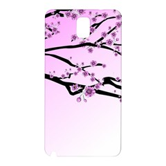 Essential Oils Flowers Nature Plant Samsung Galaxy Note 3 N9005 Hardshell Back Case