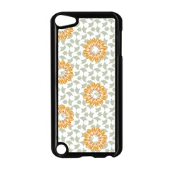 Stamping Pattern Fashion Background Apple Ipod Touch 5 Case (black)