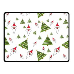 Christmas Fleece Blanket (small)