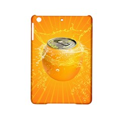 Orange Drink Splash Poster Ipad Mini 2 Hardshell Cases